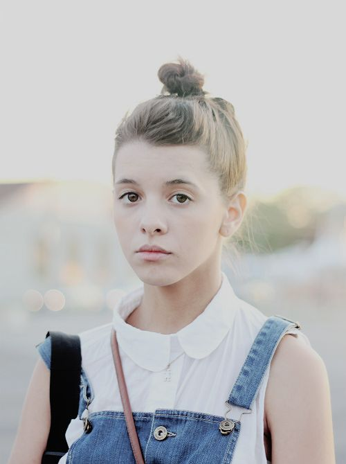 Melanie Martinez photographed by Chelsea Borsack.
