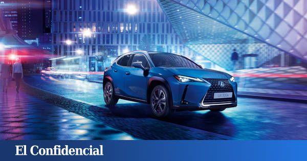 Asi Es La Generosa Autonomia Del Primer Coche Electrico De Lexus El Ux 300e Electric Crossover Lexus Electric Cars