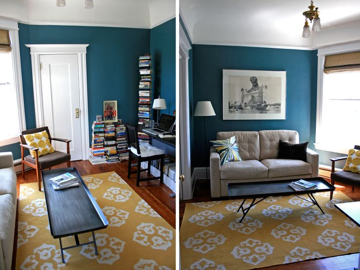 Colors For My Living Room Part - 45: Bella Blue: Your Chosen Dining Color