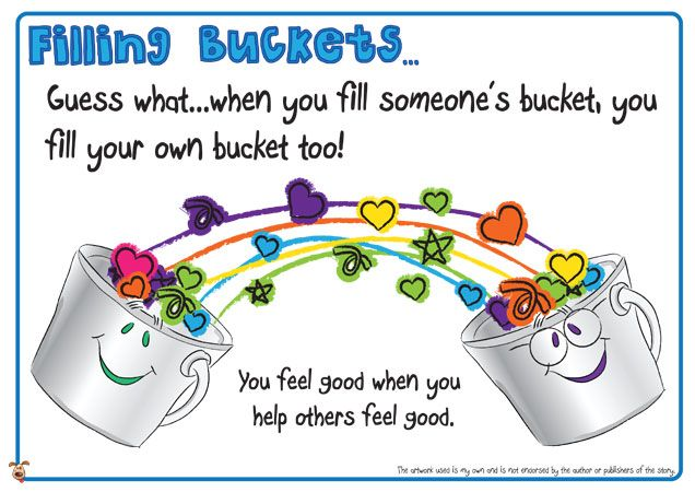 Teachers Pet - Have You Filled a Bucket Today? Posters - FREE Classroom Display Resource - EYFS, KS1, KS2, bucket, fillers, PSHE, SEAL, relationships, bullying, getting, on, falling