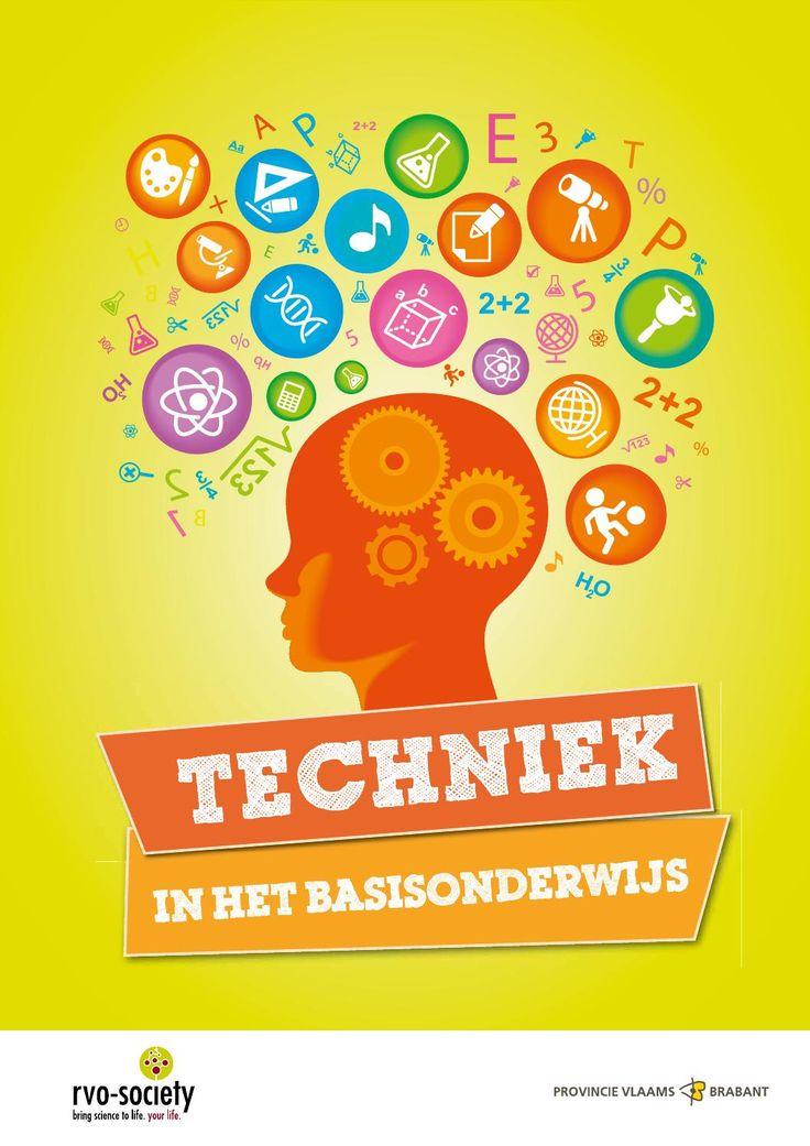 Techniek in het basisonderwijs