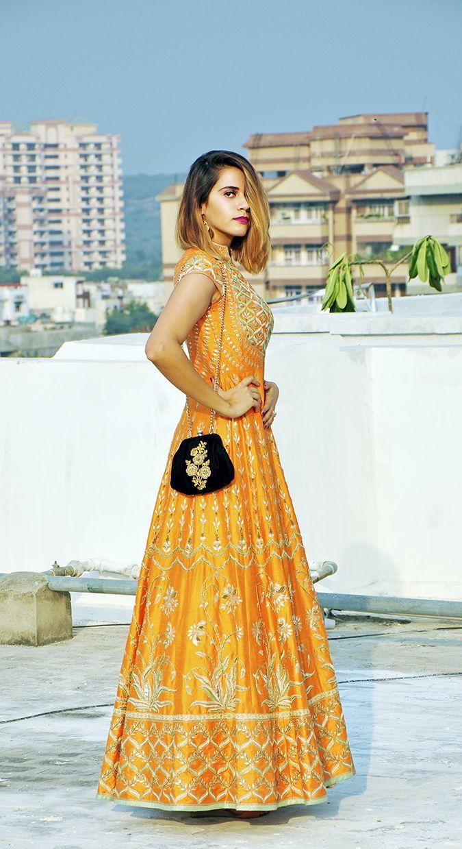 Indian Wedding Outfit #AnitaDongre