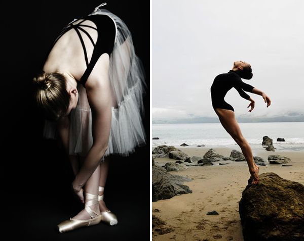 To me there is nothing more beautiful than a dancer.