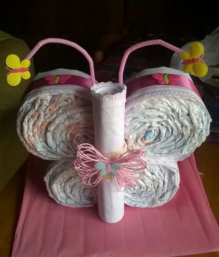 Farfallina completa di lenzuolina carrozzina