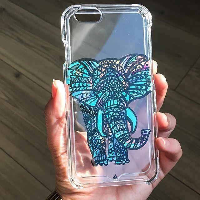 funda de elefante
