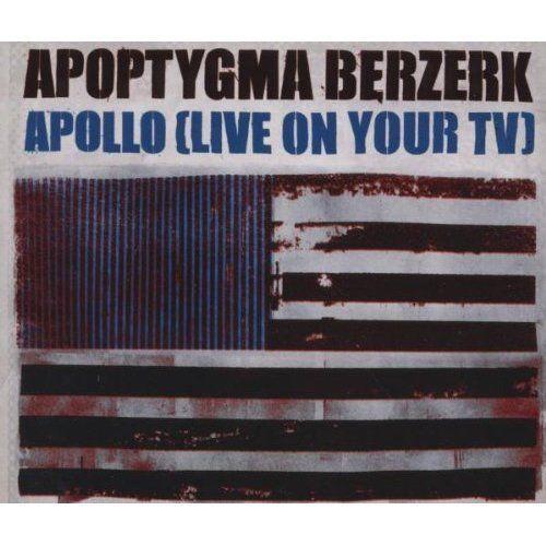 Apollo [Live on Your TV] Apoptygma Berzerk Audio CD