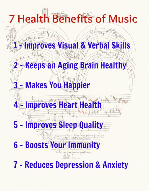 7 WAYS MUSIC BENEFITS