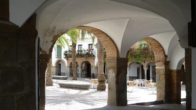 Plaza Grande, Zafra, Spain, Spring 2012