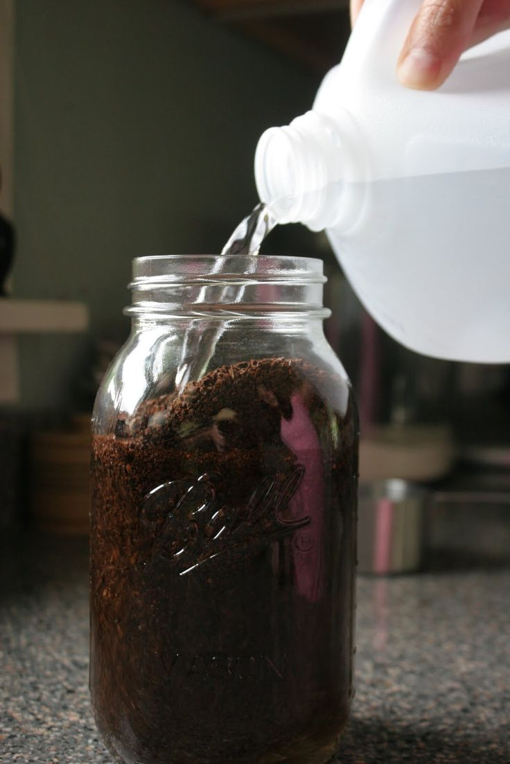 Cold brew iced coffee | DRINKS | Pinterest