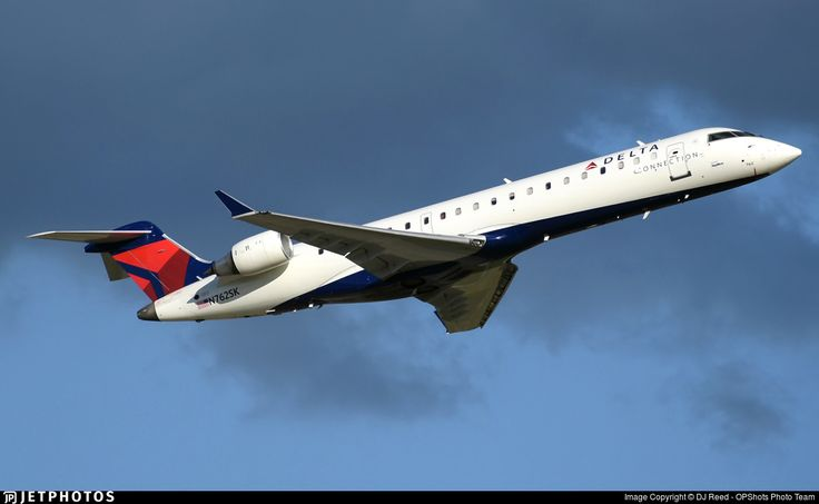 Photo of N762SK - Bombardier CRJ-701 - Delta Connection (SkyWest Airlines)