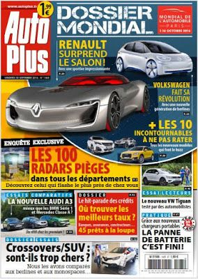 telecharger ebook gratuit francais pdf and epub: Télécharger Auto Plus N°1465 - 30 Septembre au 06 ...