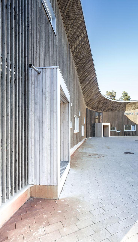 Clínica de Salud Ruukki / alt Architects + Karsikas