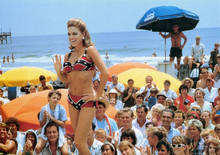 'Shag: The Movie' is a 1989 film set in the summer of 1963.  The film, which chronicles four friends spending a few days in Myrtle Beach, South Carolina, was considered a flop when it was released in theaters, but, like all fabulous things that are under-appreciated at first glance, Shag has become a cult classic.  The Carolina Shag is a dance of the 60's era and as fun as it is to do, the music is EVEN better.