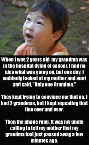 The 21 Most Hilariously Creepy Things Kids Have Ever Said. The Last One Redefines Scary... | 22 Words