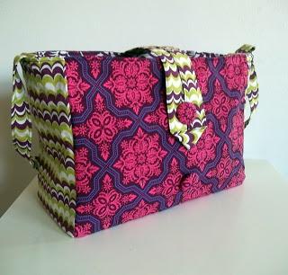 Kočárotaška vel. M / Stroller (Diaper) Bag in size M