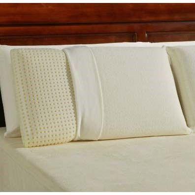Blissful Nights Advanced Sleep Technologies V-328-K Ventilated Euro King Pillow