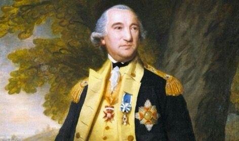 Meet the gay man who actually won America her independence, Baron Friedrich Wilhelm von Steuben (1730-94)