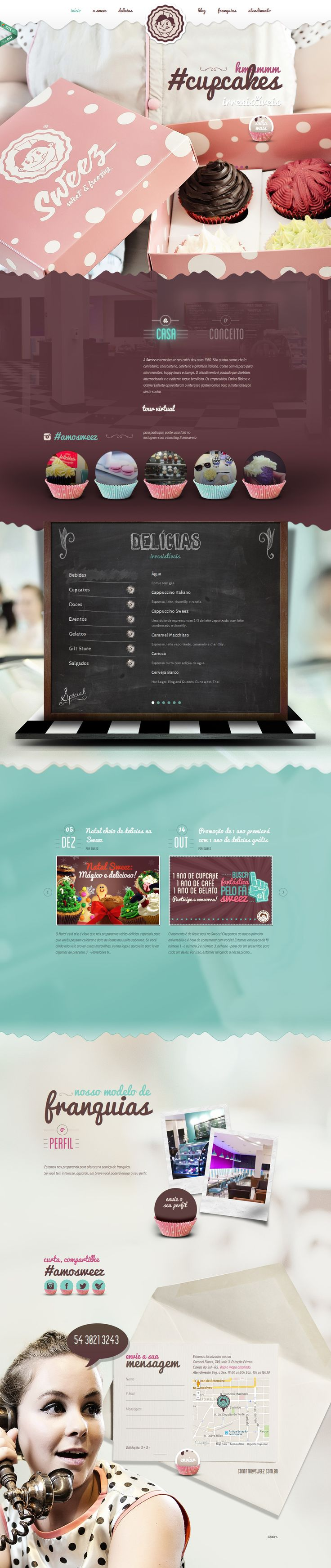 #website #food #fixed-menu #parallax #scroll-animation slide-in