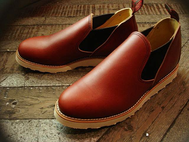 "NEW : REDWING ""#8145"" & ""#8142"" [ROMEO] 2015 SS !! : HOME TOWN STORE River Side"