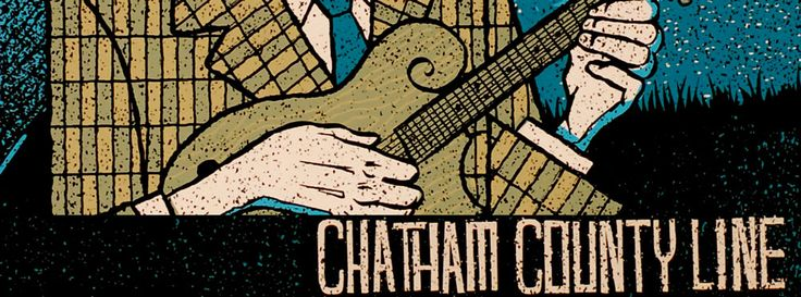Chatham County Line - Band another good one at Purple Fiddle