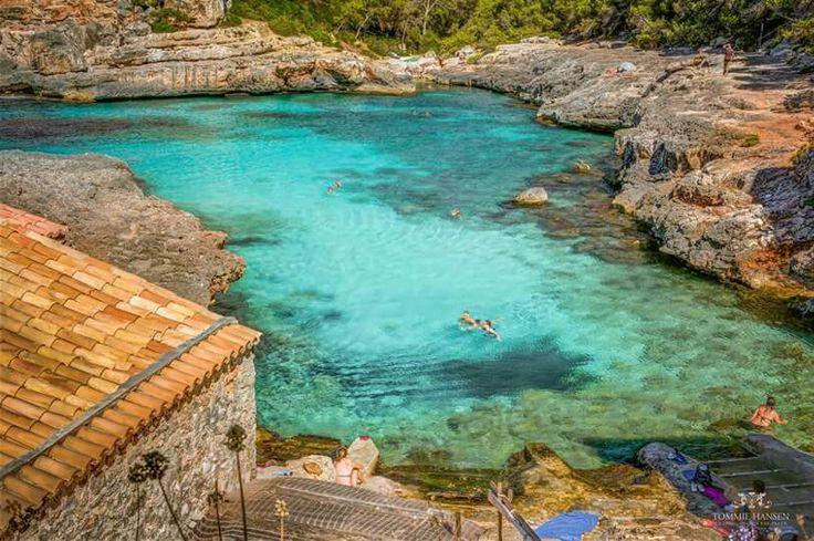 Cala S'Almunía - Mallorca - Spain