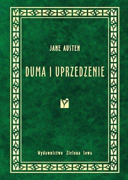 """""""Duma i uprzedzenie"""" = """"Pride and Prejudice"""""""