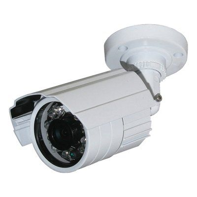Seqcam SEQ5201 Weatherproof Day and Night Infrared Color Security Camera