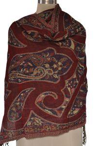 Designer Beads Shawl DBS00016 Price: $52.00  SKU: DBS00016 Weight: 100.00 Grams