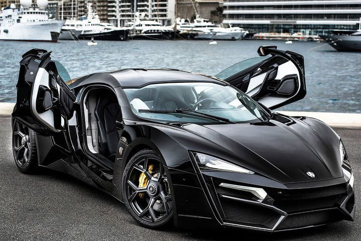 most expensive cars in the world 3 4 million w motors lykan hypersport 0012