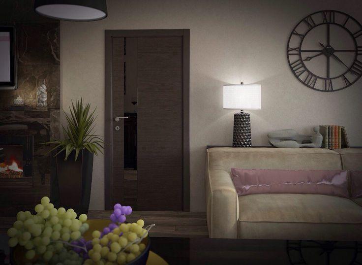 Двери #Волховец коллекция Avant. Цвет Таёда Табак. http://floors-doors.ru/mezhkomnatnye-dveri/volhovec/avant/taeda-tabak.html