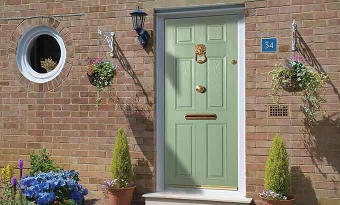GRP Heritage Entrance Doors | Everest Home Improvements