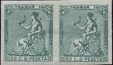 Postage stamps and postal history of Cuba - Wikipedia, the free encyclopedia