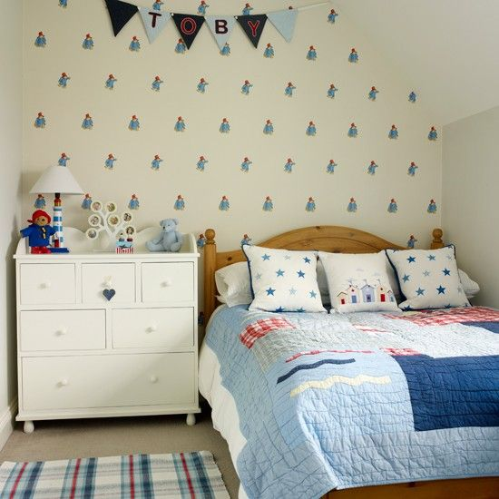 Paddington Bear Bedroom #kids