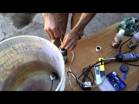 Sistema Hidropónico Casero - YouTube