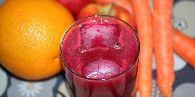 Friskpresset og fabelagtig juice, som er spækket med både vitaminer og vidunderlig smag.