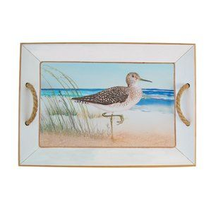 Sandpiper Bamboo Serving Tray