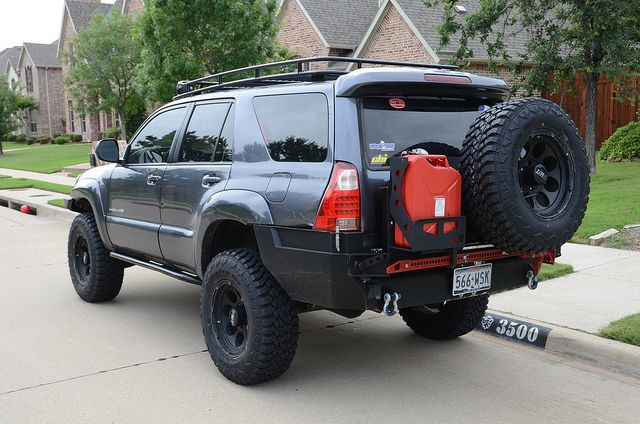 2007 Toyota 4Runner Sport Edition 4WD V8 by VisualUniverse, via Flickr