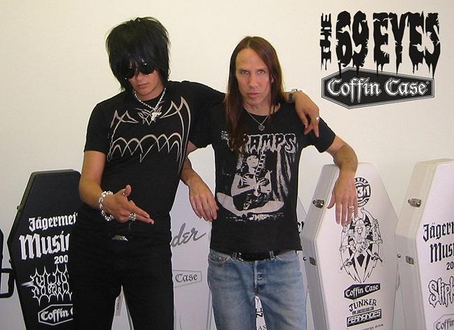 Jyrki69 & Jonny Coffin