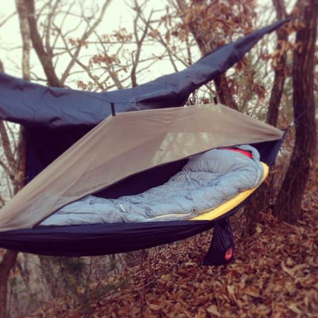 Ready For Cold Weather Hammock Camping Home Sweet Home