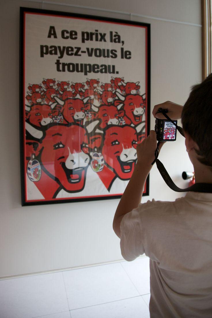 Het huis van de lachende koe - Tourisme en Franche-Comte