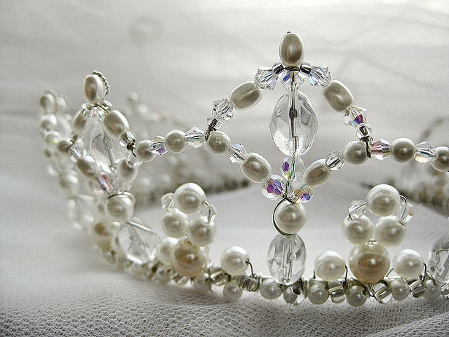 Renaissance Bridal Crown