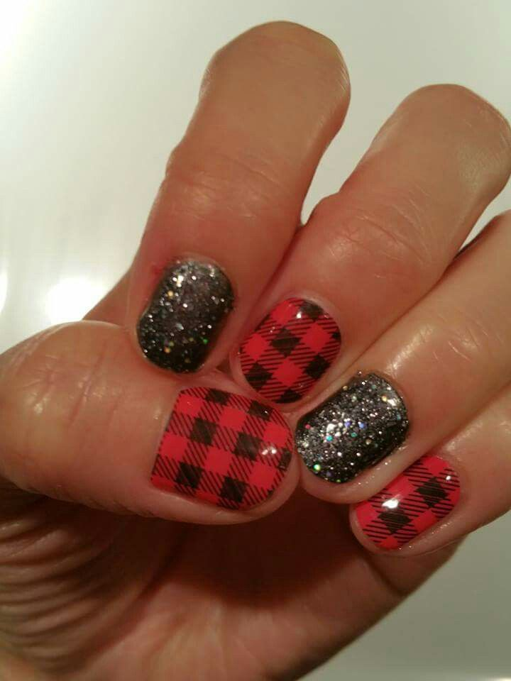 Friday Flannel  http://germana.jamberry.com