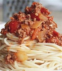 Weigh-Less Online - Weigh Less Spaghetti Bolognaise