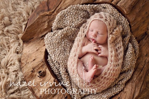 Knitting Patterns For Photography Props : Baby knitting pattern newborn photography props