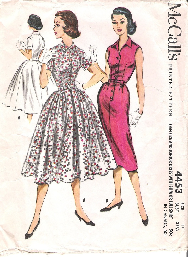 Mccall S Vintage Patterns