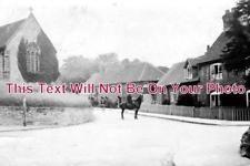 OX 160A - Letcombe Regis, Oxfordshire c1906 - 6x4 Photo