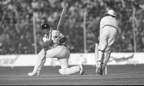 geoff boycott---a classic batsman for the games purists
