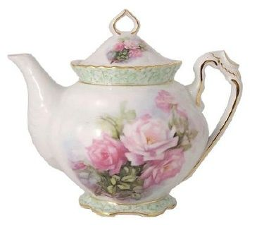 Simple, elegant, perfect for a tearoom or a bed and breakfast. A spot of tea? Yes please!