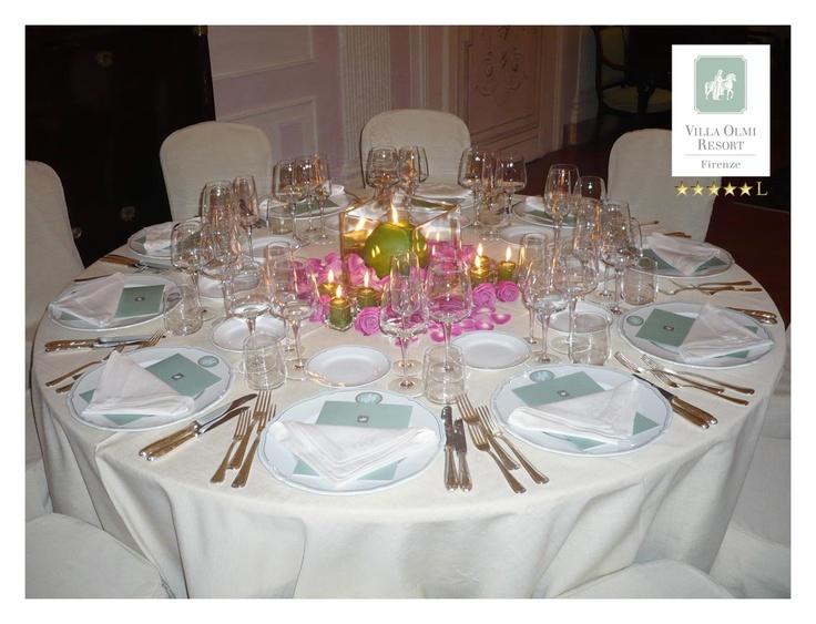 Wedding - Villa Olmi Resort