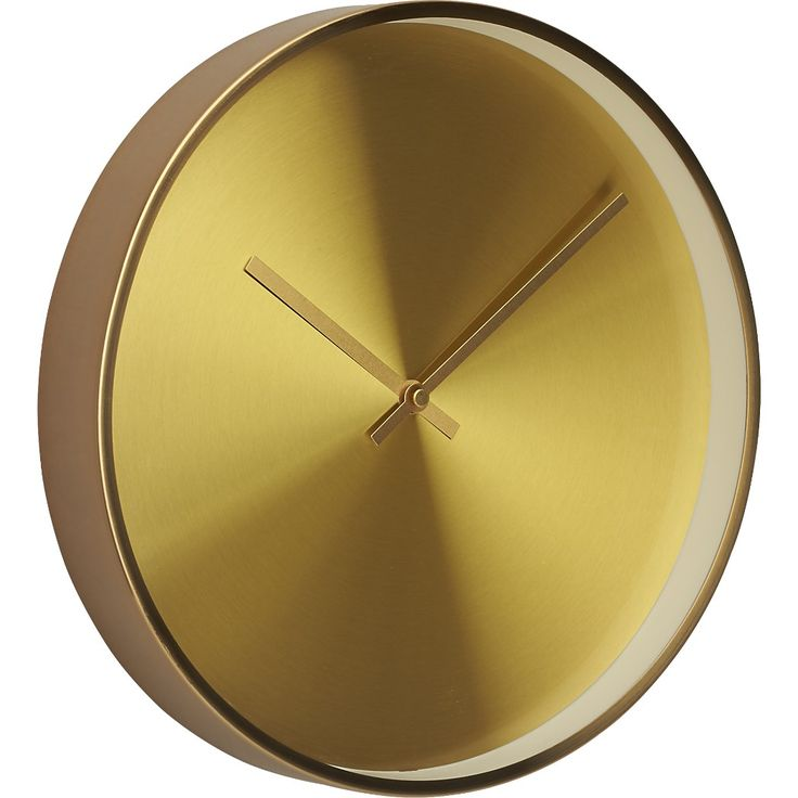 1000 ideas about gold wall clock on pinterest wall. Black Bedroom Furniture Sets. Home Design Ideas